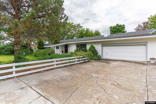 4810 Sinelio Drive, Reno, NV 89502 (MLS #180006942) :: Ferrari-Lund Real Estate