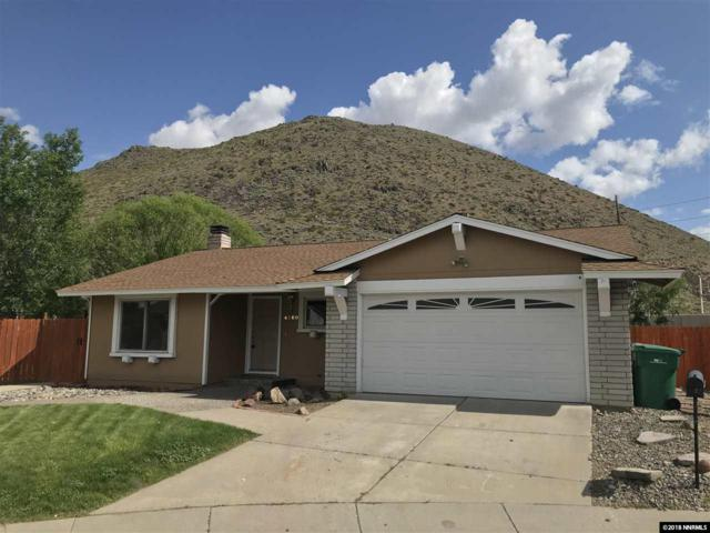 4160 Wagoneer Ct, Reno, NV 89502 (MLS #180006947) :: Marshall Realty