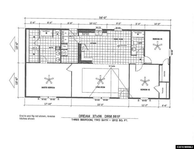 307 A Grosh, Dayton, NV 89403 (MLS #180006949) :: Marshall Realty
