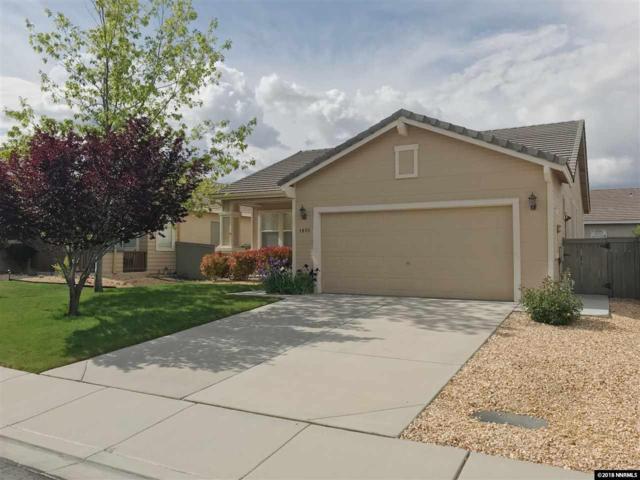 1685 Legacy Village, Reno, NV 89521 (MLS #180006954) :: NVGemme Real Estate