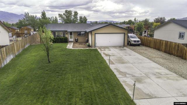 2069 Lonnie Ln, Dayton, NV 89403 (MLS #180006963) :: Chase International Real Estate