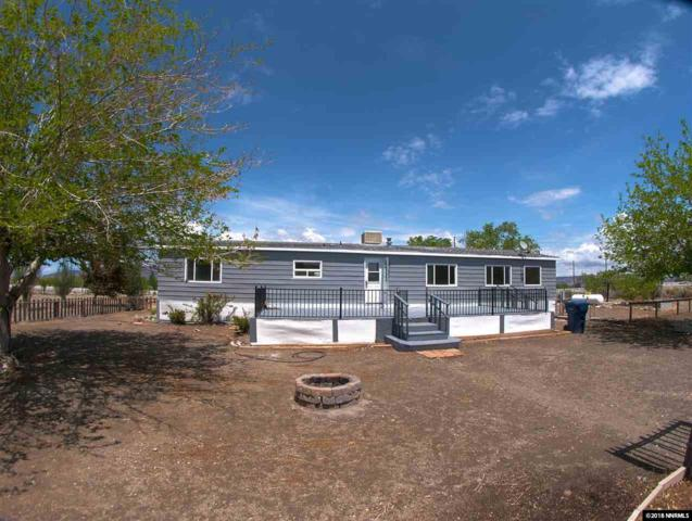 3775 Farm District Road, Fernley, NV 89408 (MLS #180006970) :: Marshall Realty