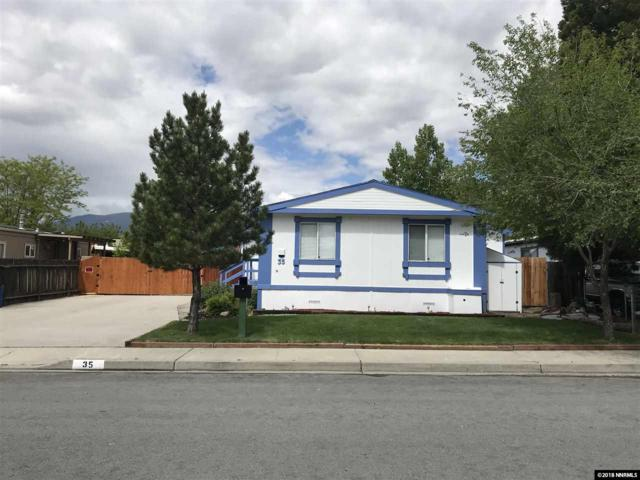 35 Century Circle, Carson City, NV 89701 (MLS #180007001) :: RE/MAX Realty Affiliates