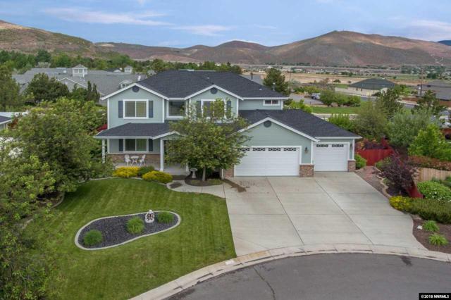 1776 Amberwood, Carson City, NV 89703 (MLS #180007019) :: Harcourts NV1