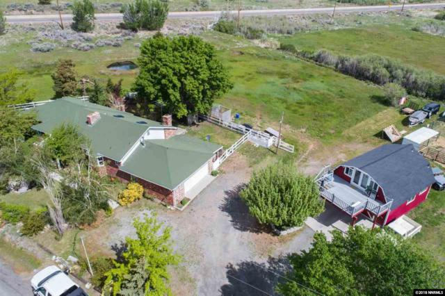 975 Washoe Drive, Washoe Valley, NV 89704 (MLS #180007022) :: Marshall Realty