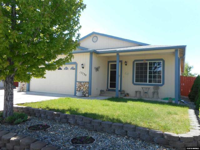 17730 Davenport Lane, Reno, NV 89508 (MLS #180007032) :: RE/MAX Realty Affiliates