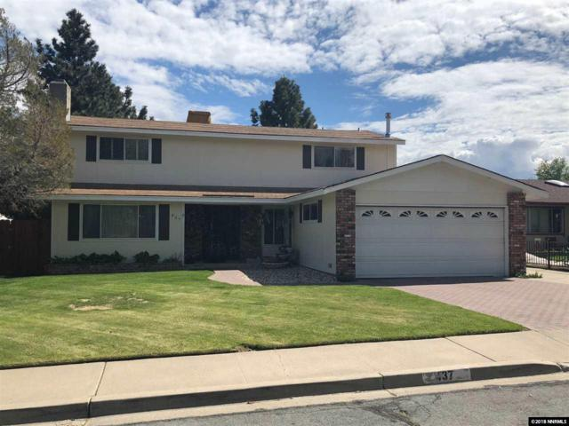 437 Michele Way, Sparks, NV 89431 (MLS #180007036) :: RE/MAX Realty Affiliates