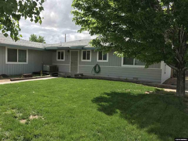 441 Appion, Carson City, NV 89701 (MLS #180007039) :: RE/MAX Realty Affiliates