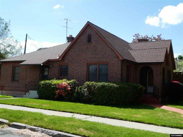 908 Gordon Ave, Reno, NV 89509 (MLS #180007059) :: Ferrari-Lund Real Estate
