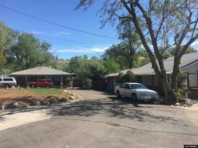 2520-2524 Comstock, Reno, NV 89512 (MLS #180007074) :: Marshall Realty