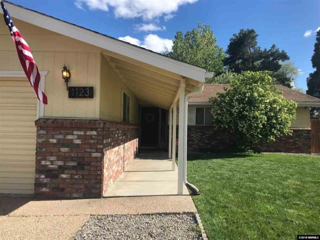 1123 Fremont, Carson City, NV 89701 (MLS #180007075) :: RE/MAX Realty Affiliates