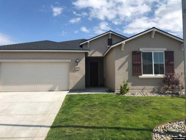 1138 Lahontan Dr, Carson City, NV 89701 (MLS #180007085) :: RE/MAX Realty Affiliates