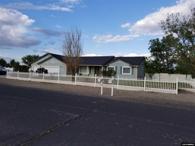 1160 Dinah Drive, Fernley, NV 89408 (MLS #180007094) :: Marshall Realty