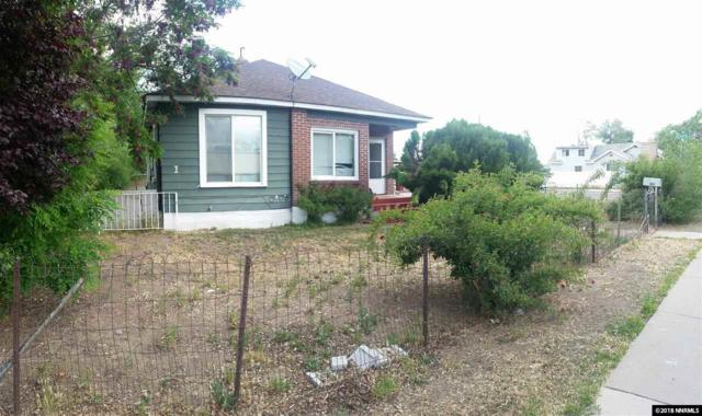 1285 E Ninth Street, Reno, NV 89512 (MLS #180007115) :: Marshall Realty