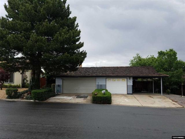 3484 Terrace Knoll Ct., Reno, NV 89512 (MLS #180007146) :: Marshall Realty