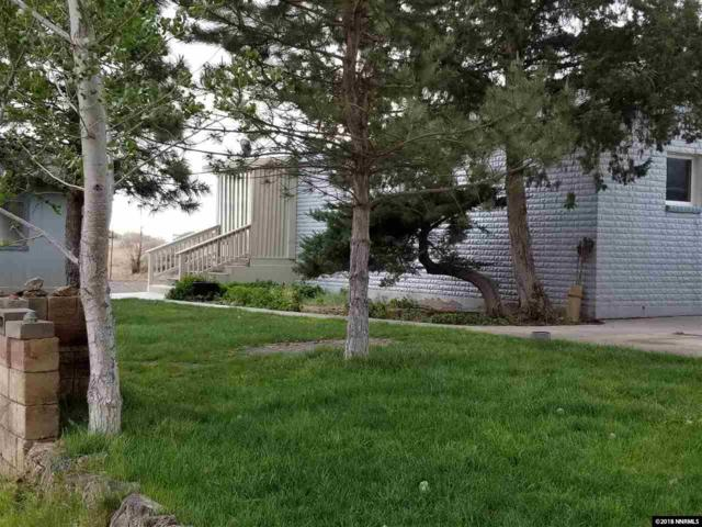 2605 Palm, Silver Springs, NV 89429 (MLS #180007172) :: Marshall Realty
