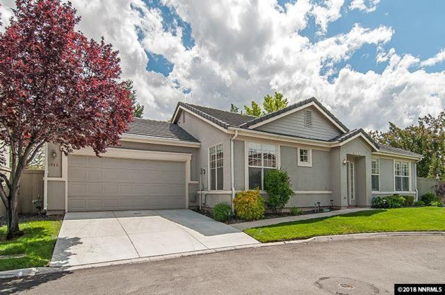 1648 Rocky Cove Ln., Reno, NV 89521 (MLS #180007179) :: Joshua Fink Group