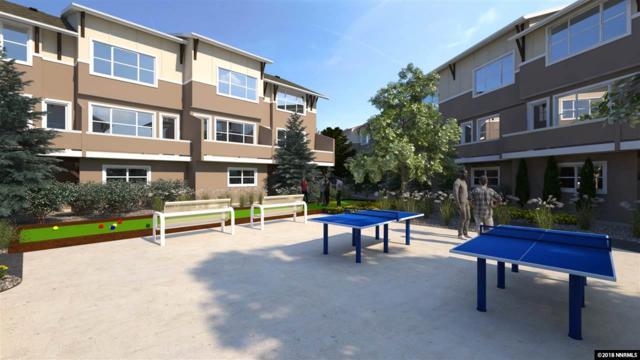 2870 Elsie Irene Lane Lot 38 - Plan 2, Reno, NV 89503 (MLS #180007238) :: Marshall Realty