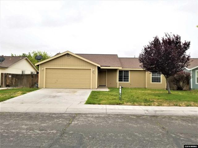 711 Shadow Lane, Fernley, NV 89408 (MLS #180007245) :: Marshall Realty