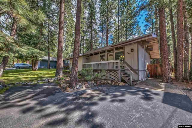 940 Harold Drive, Incline Village, NV 89451 (MLS #180007260) :: Ferrari-Lund Real Estate