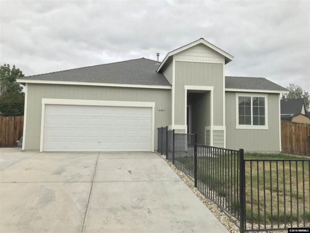 560 Stone Creek Ct, Fernley, NV 89408 (MLS #180007261) :: Marshall Realty