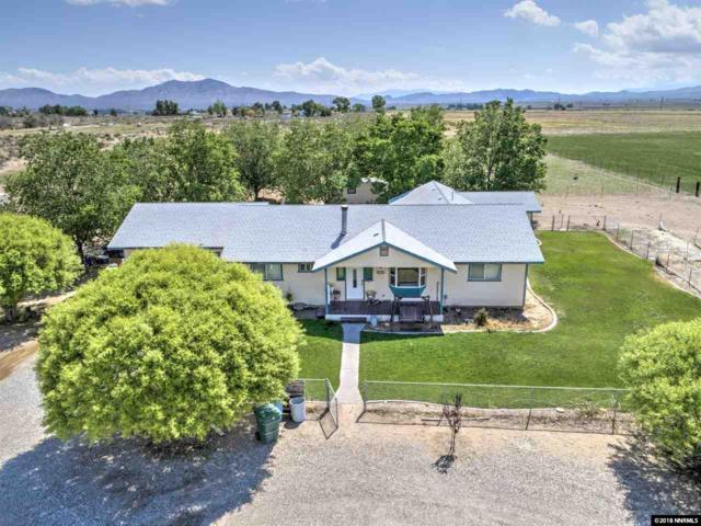 34 Miller Ridge Rd, Smith, NV 89444 (MLS #180007351) :: Harpole Homes Nevada