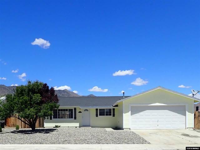 2046 Lonnie Lane, Dayton, NV 89403 (MLS #180007400) :: Harpole Homes Nevada