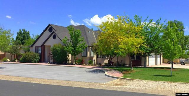 747 Sunrise Terrace, Fallon, NV 89406 (MLS #180007461) :: Marshall Realty