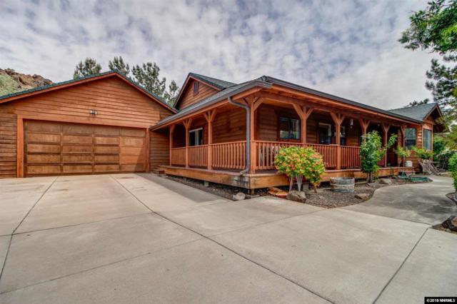 13850 Virginia Foothills, Reno, NV 89521 (MLS #180007488) :: Harpole Homes Nevada