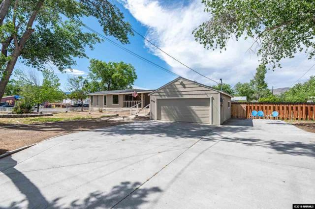 2780 Sherman Lane, Carson City, NV 89706 (MLS #180007491) :: The Mike Wood Team