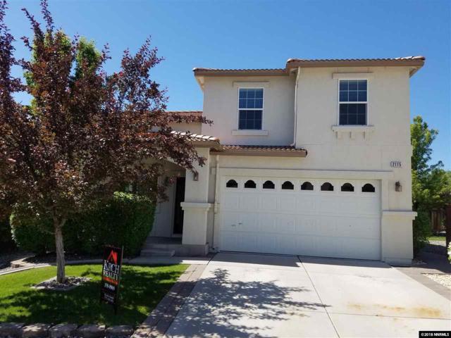 2115 Panzano Ct., Sparks, NV 89434 (MLS #180007511) :: Harpole Homes Nevada