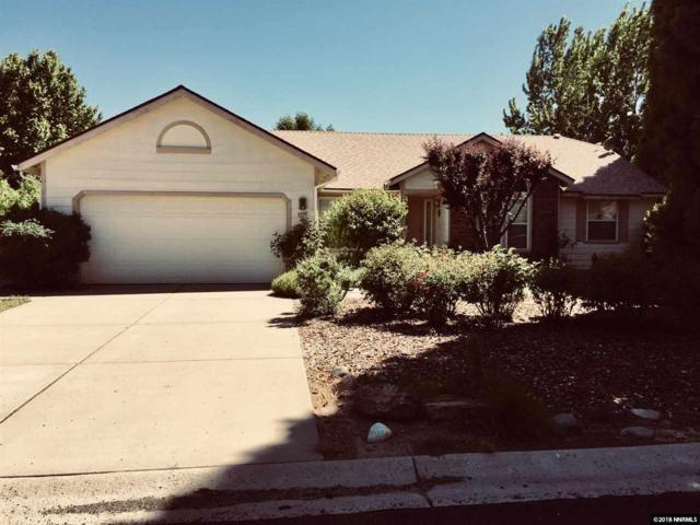 9990 W Timberwolf Drive, Reno, NV 89523 (MLS #180007571) :: The Mike Wood Team