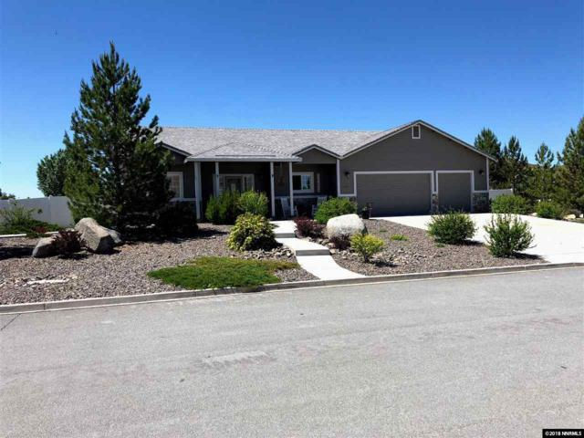 100 Cordoba Court, Sparks, NV 89441 (MLS #180007651) :: The Mike Wood Team