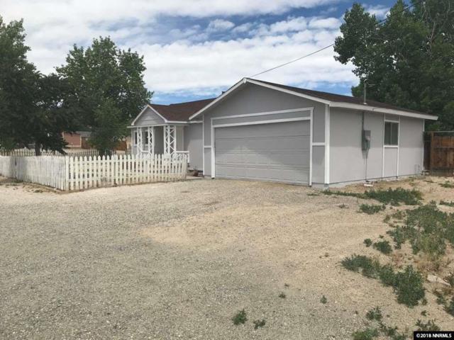 621 Mason Avenue, Yerington, NV 89447 (MLS #180007818) :: Harpole Homes Nevada
