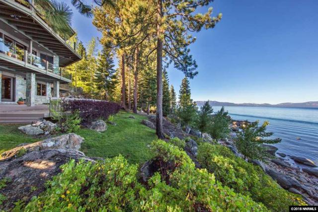 32 Lake Front, Glenbrook, NV 89413 (MLS #180007884) :: Harpole Homes Nevada