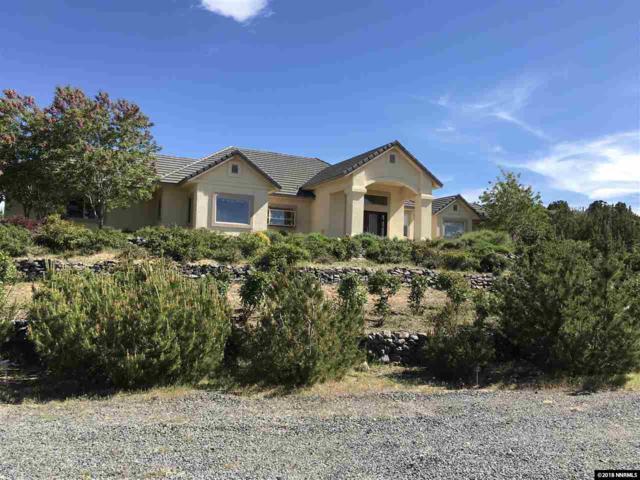 1215 Goldstone Rd., Reno, NV 89509 (MLS #180007896) :: The Mike Wood Team