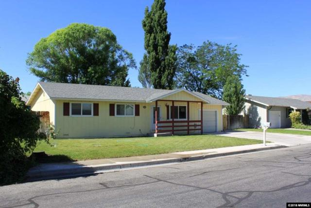 403 Paul St., Yerington, NV 89447 (MLS #180008011) :: Harpole Homes Nevada