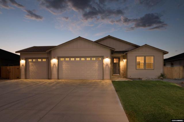 1148 Cheatgrass Drive Lot #229, Dayton, NV 89403 (MLS #180008018) :: Harpole Homes Nevada