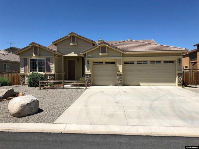 407 Armstrong Ct, Dayton, NV 89403 (MLS #180008032) :: Harpole Homes Nevada