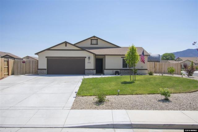76 Holley Ln, Dayton, NV 89403 (MLS #180008132) :: Harpole Homes Nevada