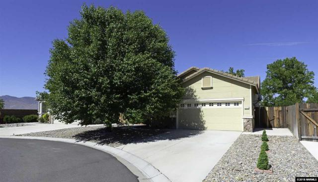 628 Champions Dr, Dayton, NV 89403 (MLS #180008201) :: The Mike Wood Team