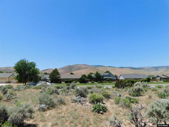 3681 Center Dr, Carson City, NV 89701 (MLS #180008209) :: The Mike Wood Team
