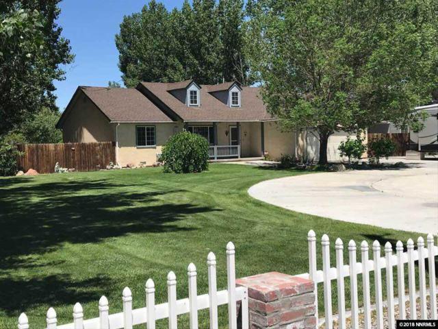 4180 Bottom Road, Fallon, NV 89406 (MLS #180008211) :: Harpole Homes Nevada