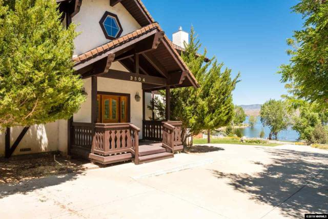 3504 Mark Twain, Gardnerville, NV 89410 (MLS #180008225) :: The Mike Wood Team
