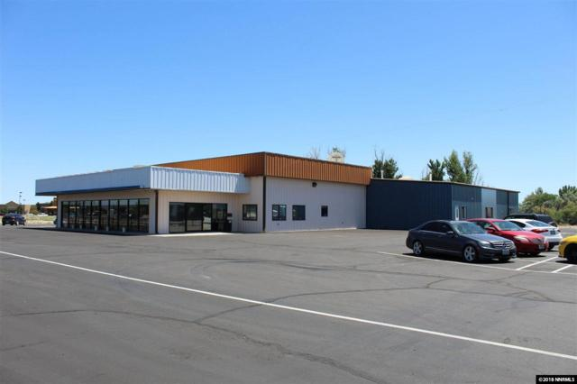 2525 Reno Hwy, Fallon, NV 89406 (MLS #180008288) :: The Mike Wood Team