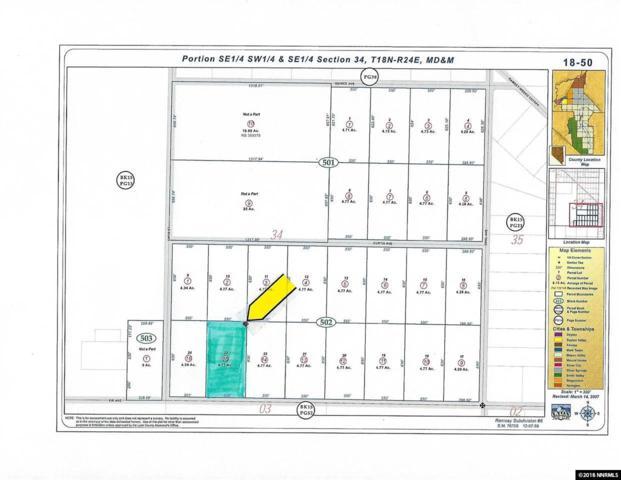 3400 W Fir, Silver Springs, NV 89429 (MLS #180008291) :: Harpole Homes Nevada