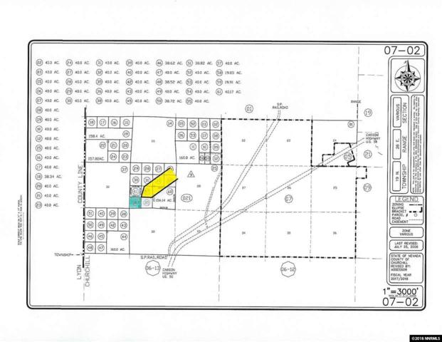 Apn 007-021-36, Silver Springs, NV 89429 (MLS #180008292) :: Harpole Homes Nevada