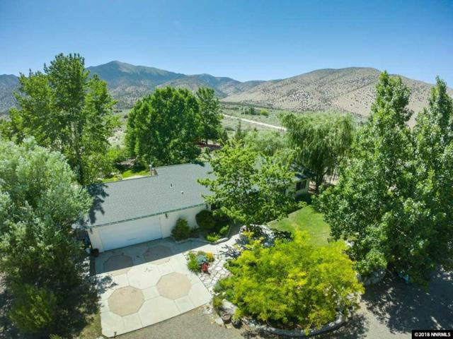 19 Grant Dr, Wellington, NV 89444 (MLS #180008298) :: Harpole Homes Nevada