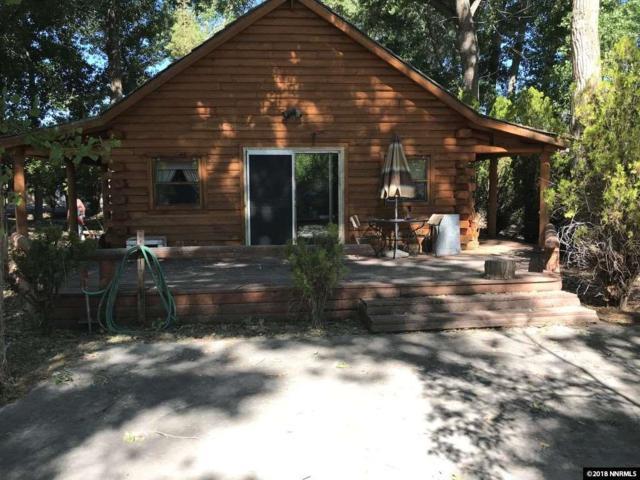99 Mason Road, Yerington, NV 89447 (MLS #180008320) :: Harpole Homes Nevada