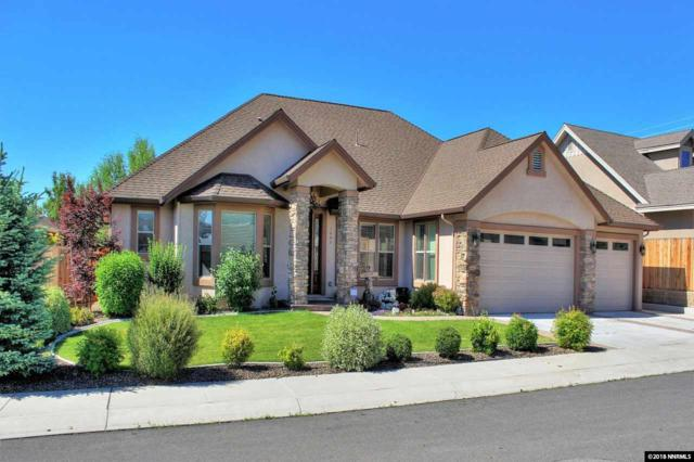 1665 Turner Court, Carson City, NV 89703 (MLS #180008382) :: The Mike Wood Team